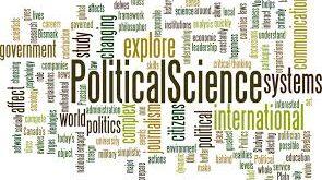 اقسام العلوم السياسية
