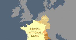 الفرق بين الإقليم والدولة