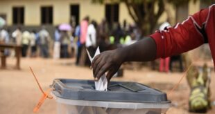 النظم الانتخابية