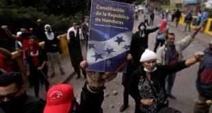 دستور هندوراس 1982 (المعدل 2013)