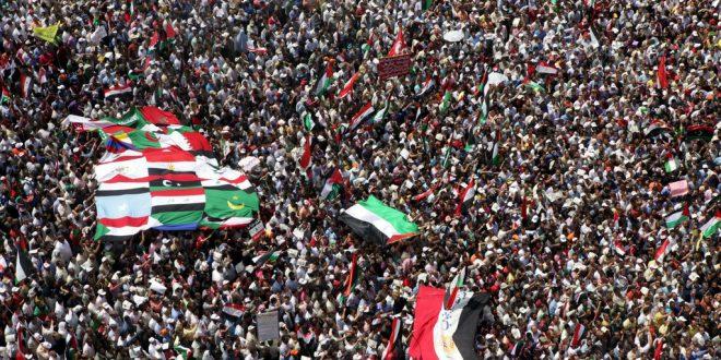 الموجه الثانية من ثورة الشباب العربي: تحليل لانتقال الإرادة الشعبية