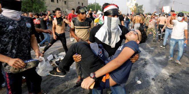 """فلترحل الحكومات.. دوافع اندلاع الاحتجاجات في جميع أنحاء العالم """"تقرير تحليلي"""""""