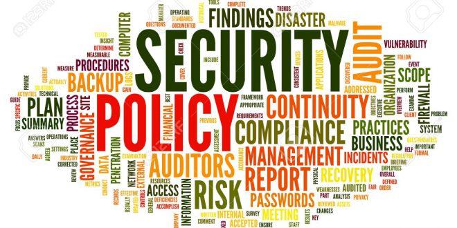 الفرق بين السياسة الأمنية والسياسة العامة للدولة