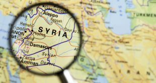 جيوبوليتيك الأزمة السورية بعد الثورة