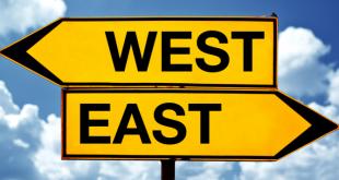 معوقات الحوار بين الشرق والغرب