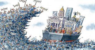 تحول الرأى العام إلي قوي سياسية وقوى تشكيل الرأي العام
