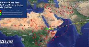 التنافس الدولى والإقليمى فى منطقة القرن الإفريقى