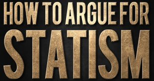 """تقاليد دراسة الدولة """"Statism"""""""