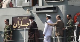 """استهداف الفرقاطة الإيرانية """"كوناراك"""".. هل بات النظام الإيراني في مهب الريح؟"""