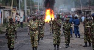 الصراع الدولى : دراسة حالتى رواندا وبوروندي