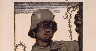 آثار الحرب العالمية الأولى على مفاهيم الهوية