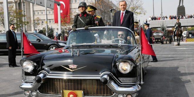 النفوذ التركي في اقليم الشرق الأوسط.. إلى أين؟