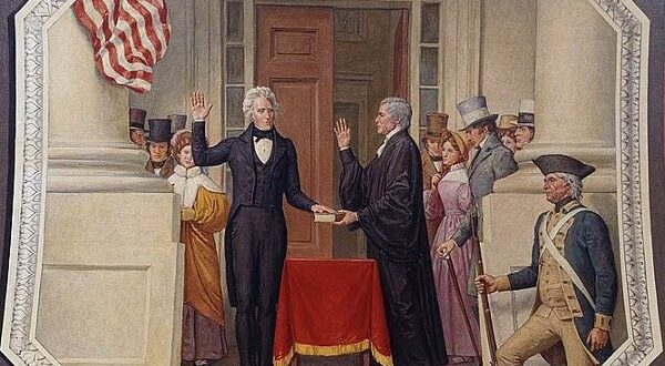 ديمقراطية جاكسون .. نظرة عامة